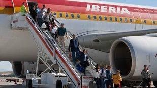 Iberia ampliará a seis los vuelos semanales a La Habana este invierno