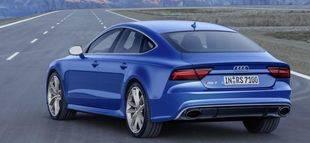 Audi RS 6 Avant y RS 7 Sportback performance, prestaciones exclusivas