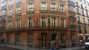 Una avería deja sin luz el edificio de los Grupos Municipales del Ayuntamiento de Madrid