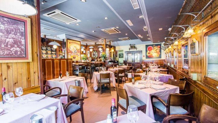 Restaurante La Máquina.