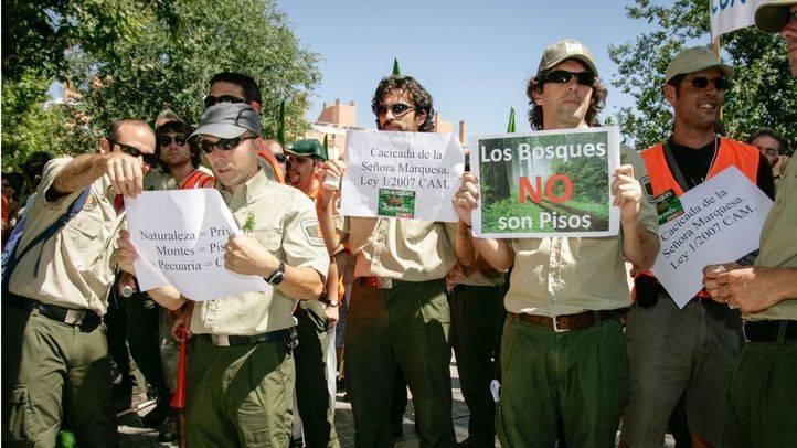 El Constitucional devuelve a los agentes forestales el derecho de entrar en fincas privadas