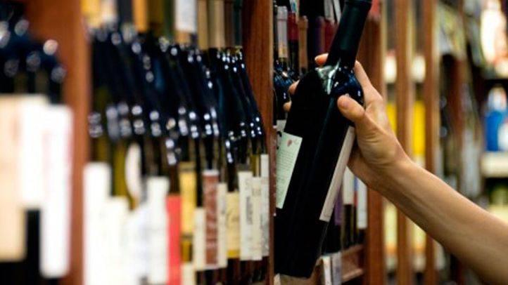 Curso de comercialización de vino de la Cámara de Comercio de Madrid.