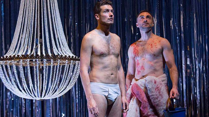 'El público', en el Teatro Abadía