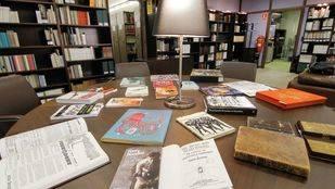Biblioteca de ilusionismo en la Fundación Juan March