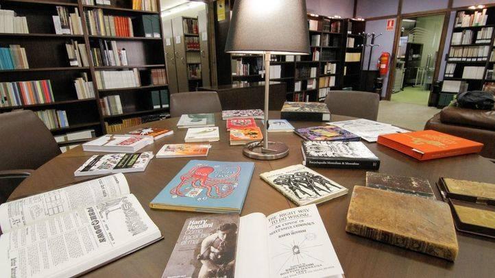 Una biblioteca para soñar con la magia