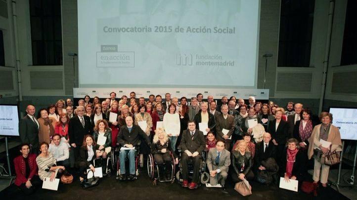 Las entidades y los proyectos seleccionados en la 'Convocatoria de Acción Social 2015' (Archivo)