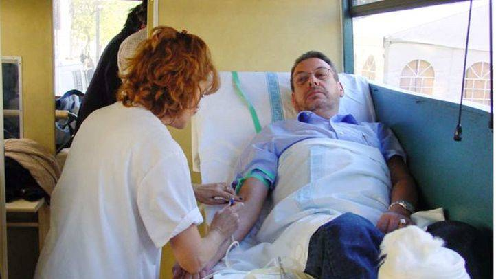Campaña solidaria de maratones de donación de sangre