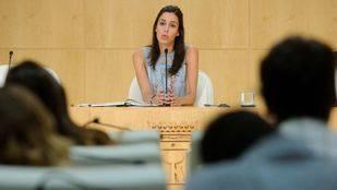 Siga en directo la rueda de prensa de la Junta de Gobierno del Ayuntamiento de Madrid