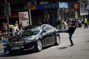 Los taxistas denuncian a Cabify ante la Fiscalía por supuesta reventa de licencias de VTC