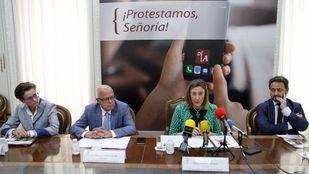 Los abogados madrileños presentan una app para defender al defensor