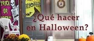 Los planes más terroríficos para este Halloween