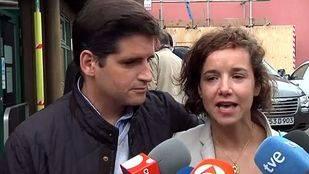 Joaquín y Ana Echeverría, hermanos del fallecido en los atentados de Londres.