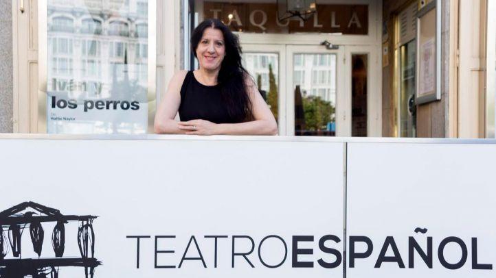 María Pagés, sola en el Español
