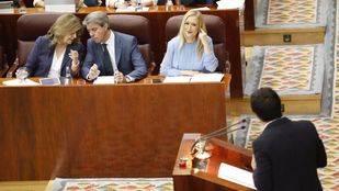 Tensión por los turnos de palabra en la Asamblea
