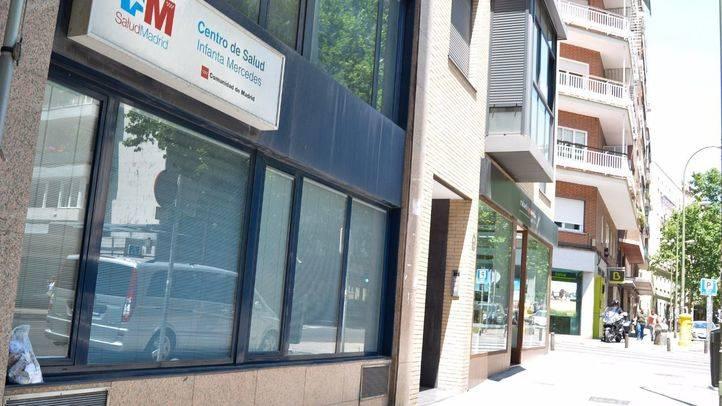 El centro de salud Infanta Mercedes retoma su actividad tras los problemas de canalización