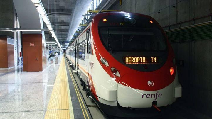 Renfe Cercanías de Madrid mejora los accesos a la T4