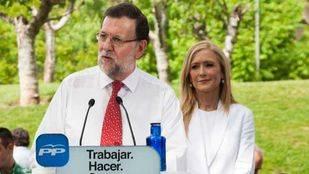 Cifuentes se reúne este lunes por primera vez con Rajoy desde que es presidenta de la Comunidad