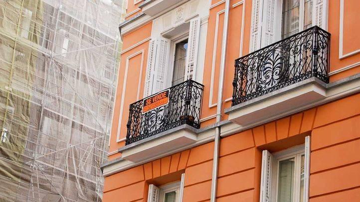 El precio de la vivienda de segunda mano se mantiene en Madrid