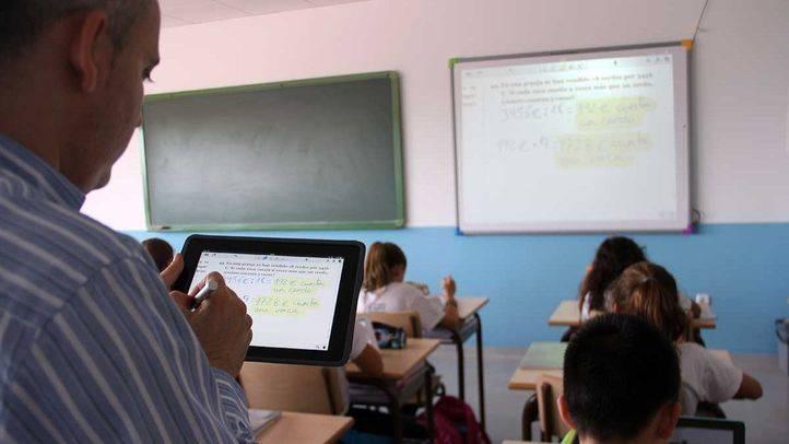 Las tabletas digitales revolucionan las aulas de Casvi