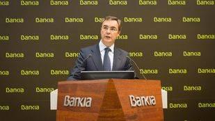 Bankia logra un beneficio atribuido de 855 millones de euros hasta septiembre, un 7,3% más