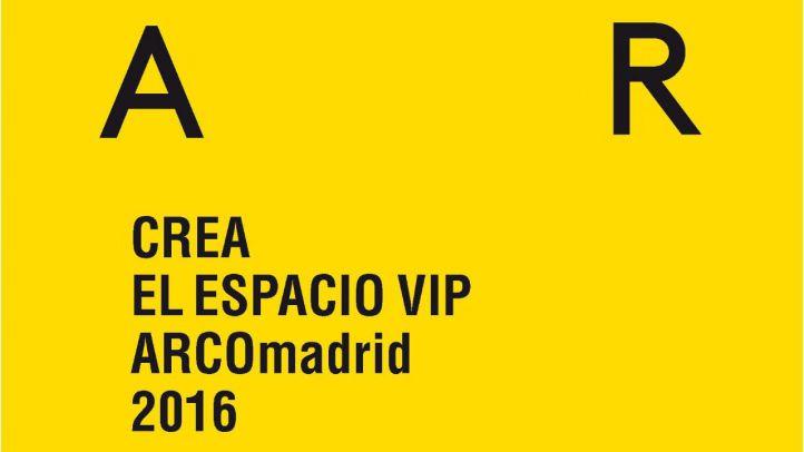 Cartel del IV Concurso de Ideas para el Diseño de la Sala Vip de la Feria