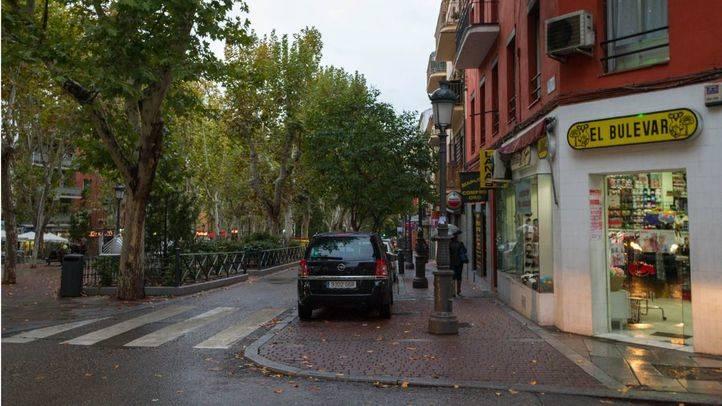 El Ayuntamiento pretende peatonalizar el bulevar de Peña Gorbea y la plaza de Puerto Rubio