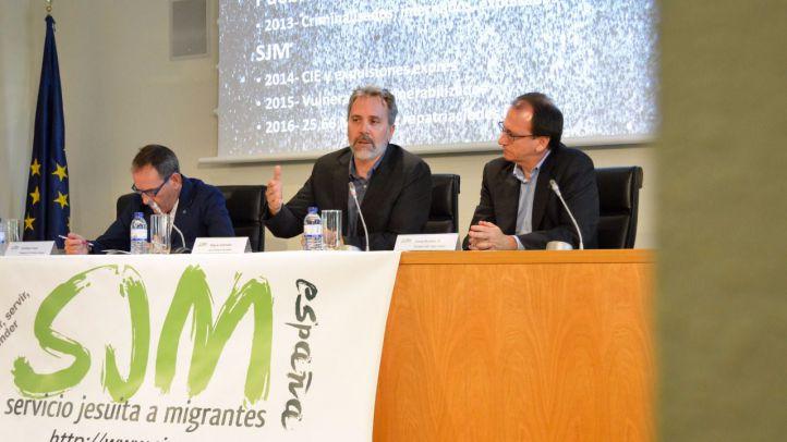 El CIE de Aluche acoge al 20% de los inmigrantes internos en España