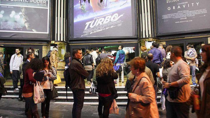 La Fiesta del Cine comienza con 42,7% acreditados más que en la edición anterior