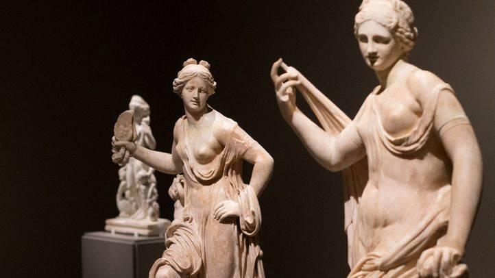 Las 'Mujeres de Roma' seducen en CaixaForum