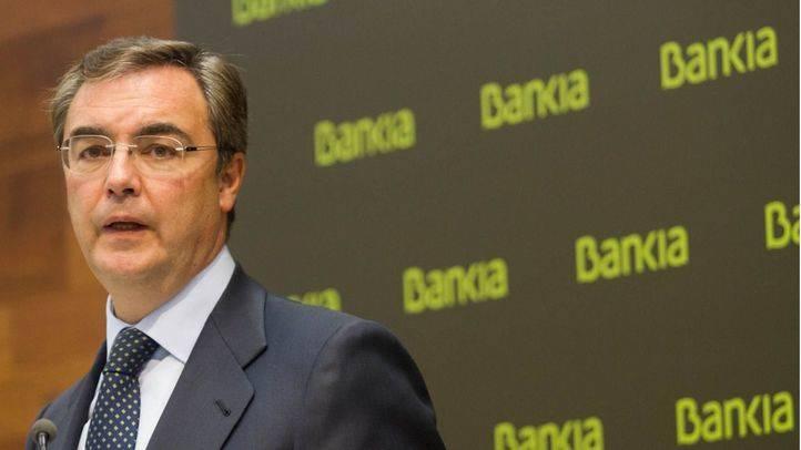 Bankia muestra su intención de elevar su dividendo conforme vaya creciendo el beneficio