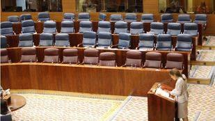 La bancada popular abandona el Pleno por los insultos de Podemos a Ossorio