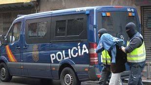 La Policía Nacional desarticula en Madrid una célula terrorista yihadista