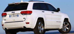 Prueba: Jeep Grand Cherokee 3.0 V6 CRD Overland, apuesta segura