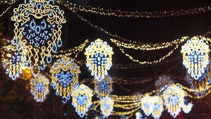 Las luces de Navidad se encenderán en Madrid el 27 de noviembre