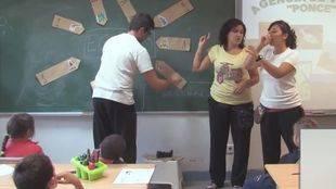 El camino hacia la integración en las aulas del colegio Ponce de León