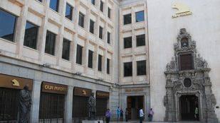La Fundación Montemadrid pone en venta su sede histórica en la Plaza de Celenque