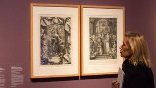 La Biblioteca Nacional viaja a la edad de oro del grabado flamenco