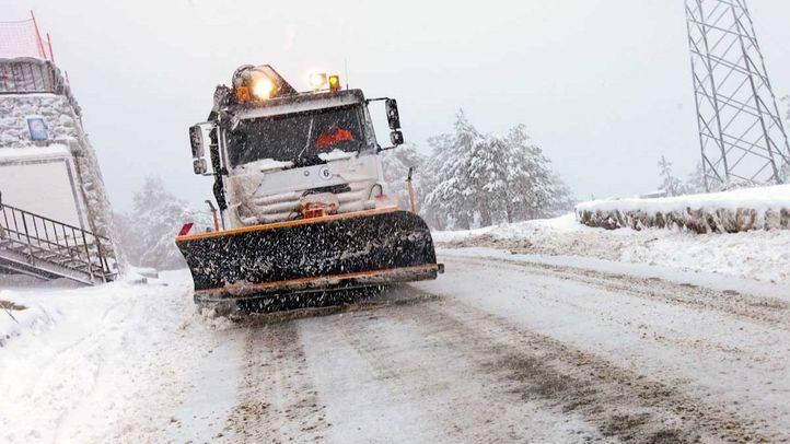 167 quitanieves y 17.000 toneladas de sal para afrontar las próximas nevadas
