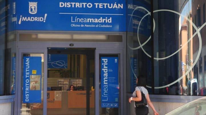 Los trabajadores de Línea Madrid irán a la huelga para garantizar los empleos ante la municipalización