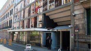 Prisión para dos miembros de Straight Edge por atacar dos bancos en Madrid