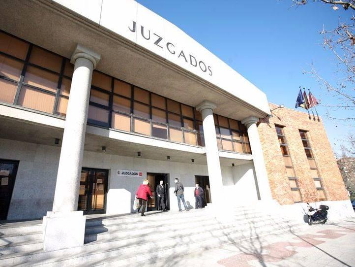 Foto de archivo de los Juzgados de Alcorcón