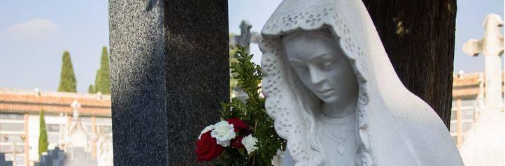 Cementerio Sacramental de San Justo.