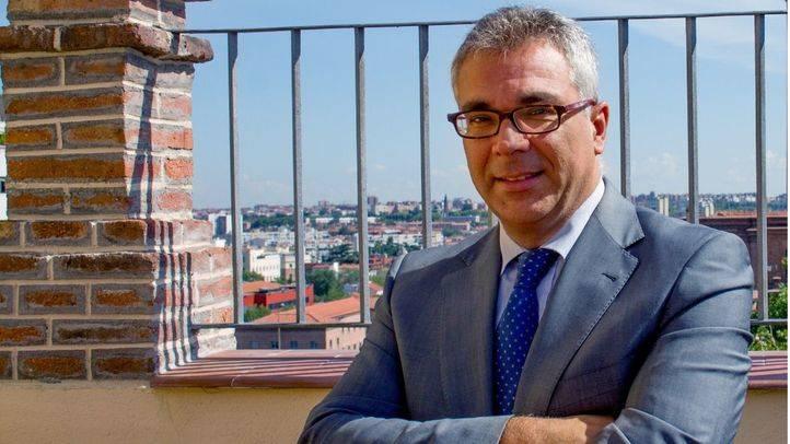 Carlos Izquierdo, consejero de políticas Sociales y Familia.