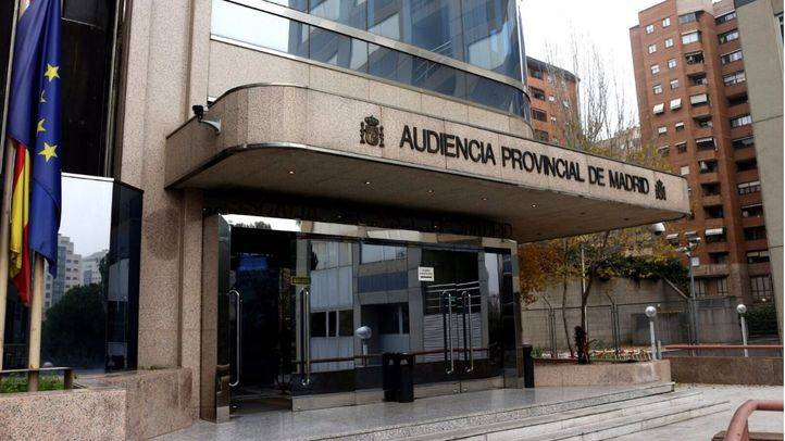 Audiencia Provincial de Madrid. (Archivo)