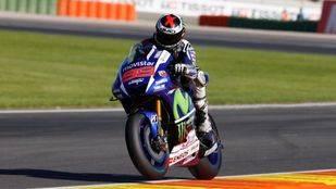 GP de Valencia: Lorenzo pole y a un paso del título