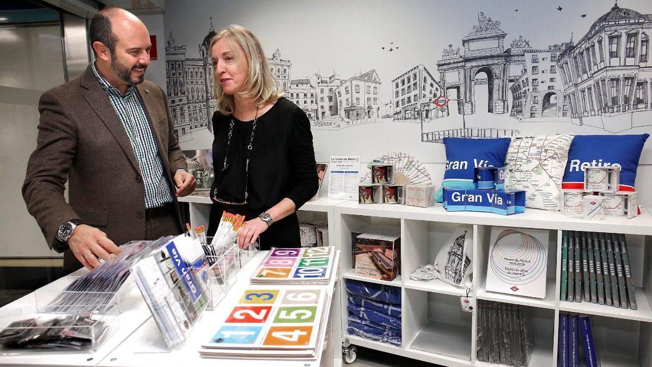 Metro de madrid abre su d cima oficina de atenci n al for Oficina atencion al contribuyente madrid