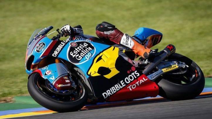 Tito Rabat gana en Moto2