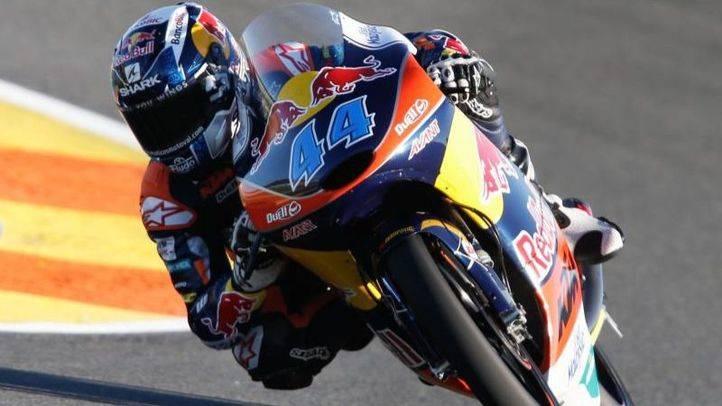 Miguel Oliveira, ganador en Moto3