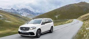 Mercedes GLS, first-class dentro y fuera de la carretera