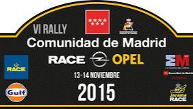 l Rallye de la Comunidad de Madrid